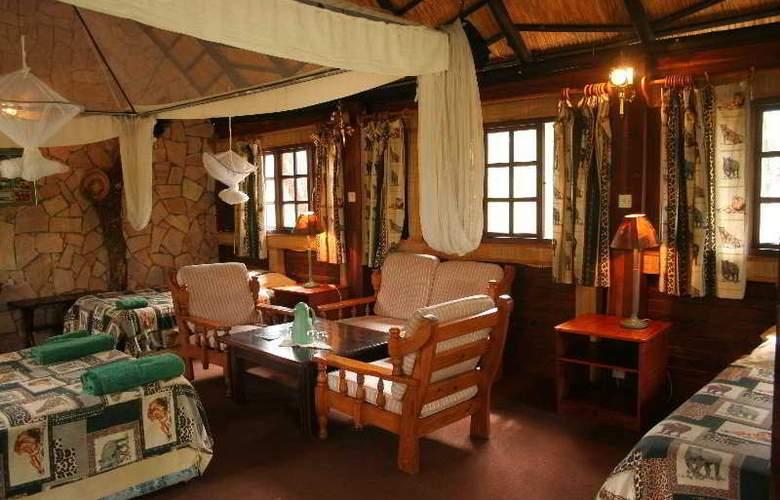 Sikumi Tree Lodge - Room - 4