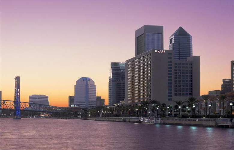 Hyatt Regency Jacksonville Riverfront - Hotel - 1