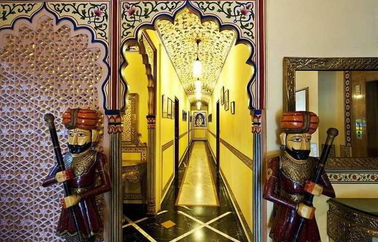 Umaid Mahal - Hotel - 8