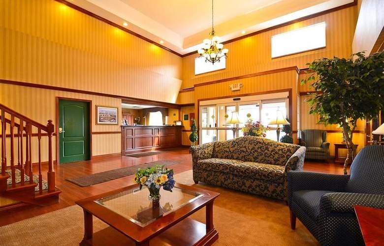 Best Western Executive Inn & Suites - General - 89