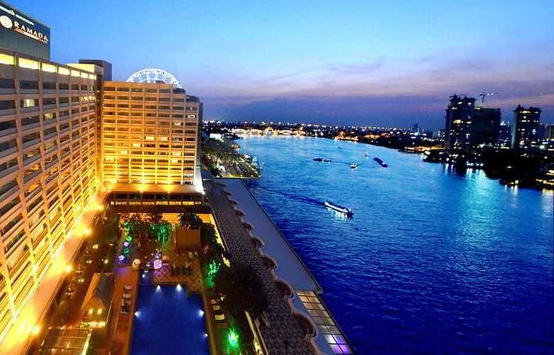 Ramada Plaza Menam Riverside Bangkok - Hotel - 12