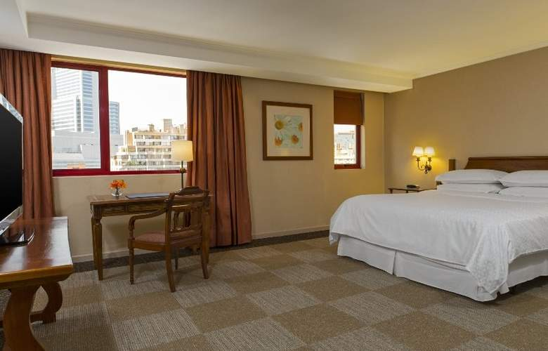 Four Points by Sheraton Santiago - Room - 10