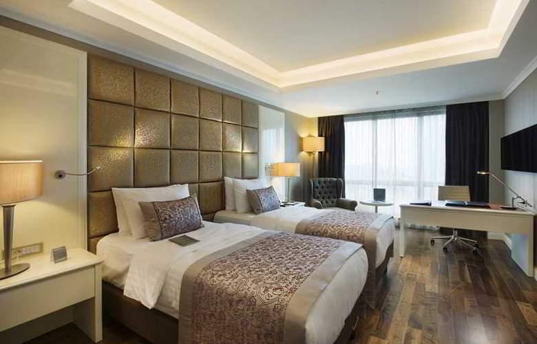 Dedeman Bostanci IstanbulHotel & Convention Centre - Room - 16