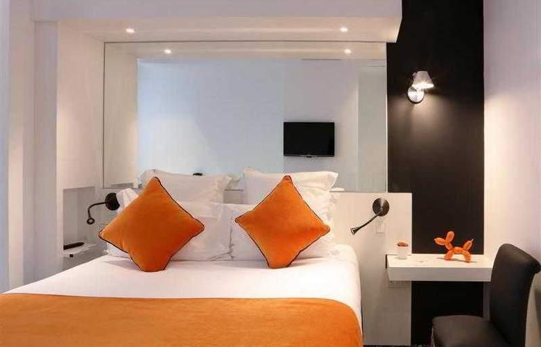 Best Western Premier Faubourg 88 - Hotel - 65