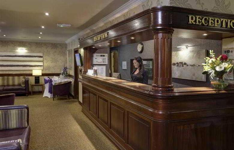 Best Western Westley - Hotel - 42