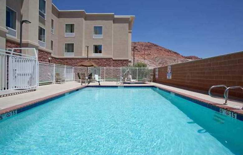 Hampton Inn Moab - Hotel - 2