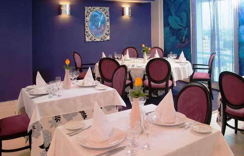 NH Capri La Habana - Restaurant - 6