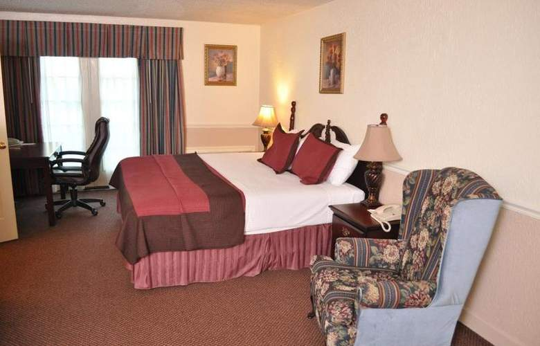 Best Western Chateau Louisianne - Room - 155