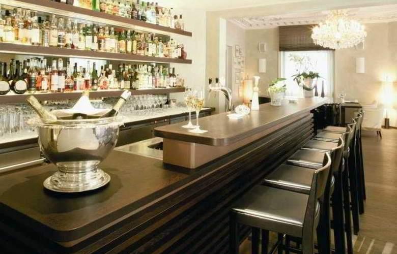 Alden Hotel Splügenschlos - Bar - 1