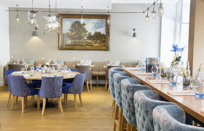 Bilderberg Parkhotel Rotterdam - Restaurant - 3