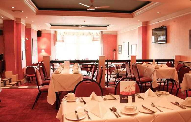 Rex Hotel - Restaurant - 3
