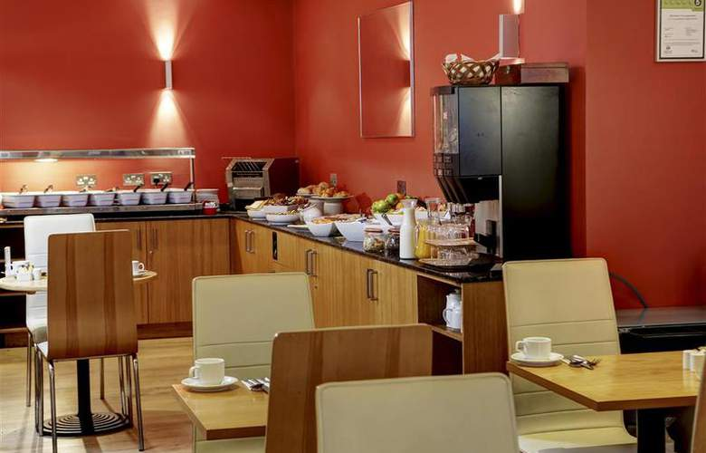 ibis Styles London Gloucester Road - Restaurant - 49