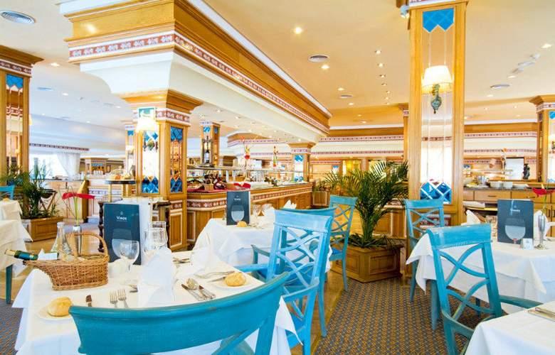 Hotel Riu Palace Oasis - Restaurant - 4