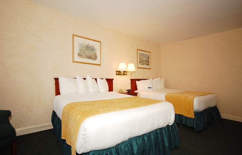 Best Western Plus Seaport Inn Downtown - Room - 47