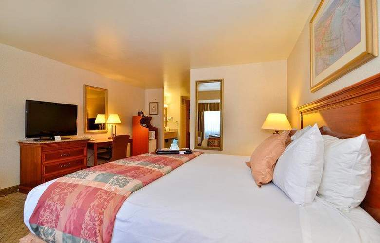 Best Western Plus High Sierra Hotel - Room - 134