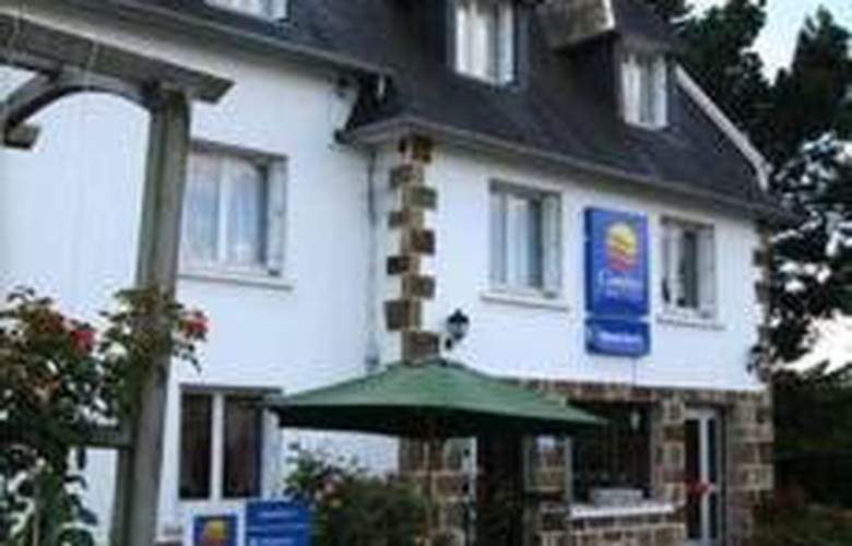 Comfort Hotel Kastel Roc'h Brest - Hotel - 0