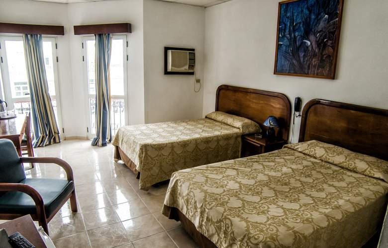 Sercotel Paseo Habana - Room - 8