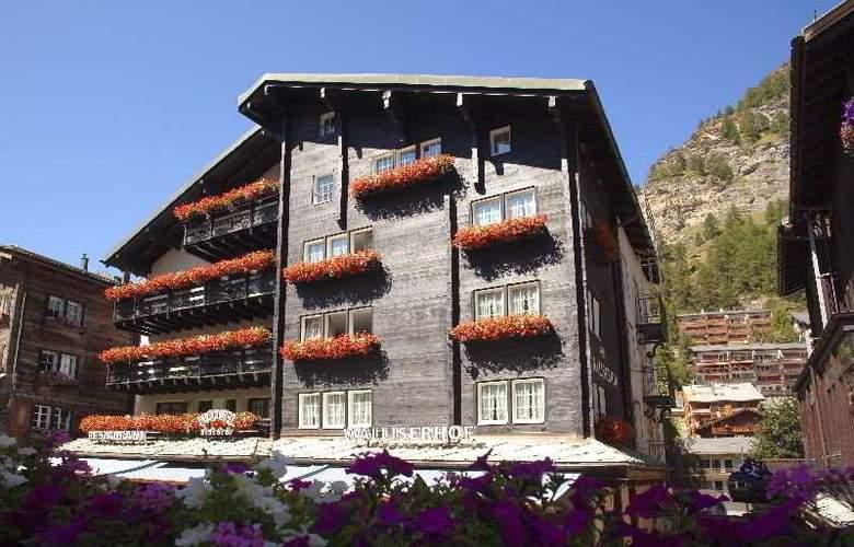 Walliserhof Swiss Quality Hotel - Hotel - 13