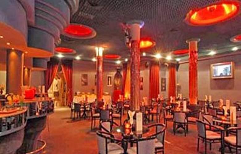 Mansour Eddahbi & Palais des Congres - Bar - 7
