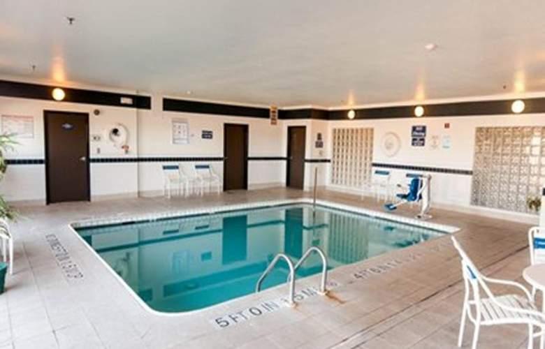 Comfort Suites Las Cruces - Pool - 26