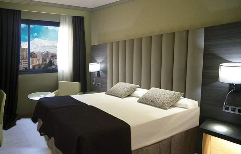 Sercotel Gran Luna de Granada - Room - 24