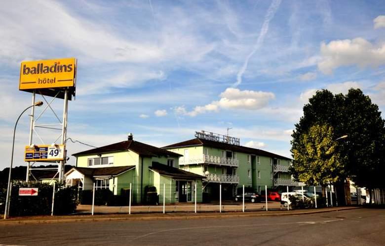 Balladins Roissy Charles de Gaulle Saint-Mard  - Hotel - 0