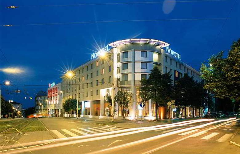 Novotel Szczecin - Hotel - 0