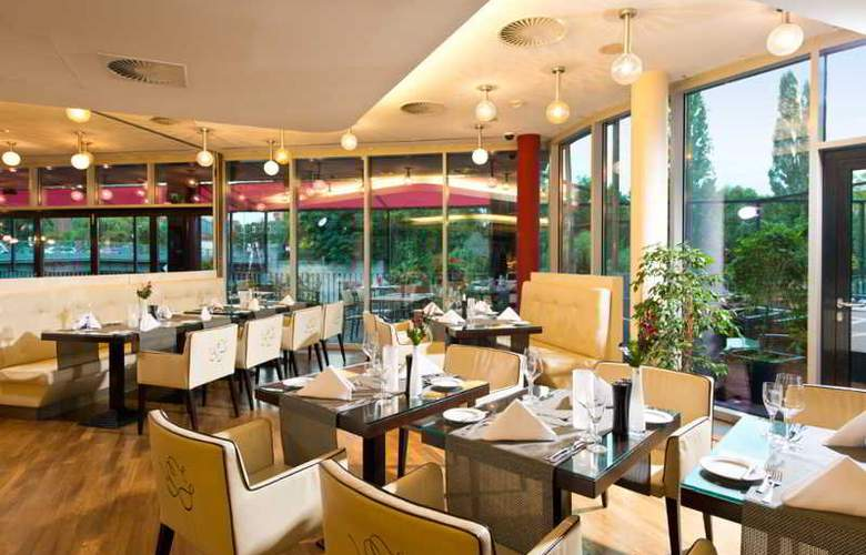 GOLD INN - Adrema Hotel - Restaurant - 6