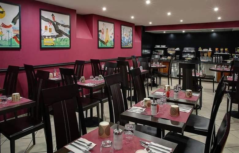 Best Western Opéra Batignolles - Restaurant - 4