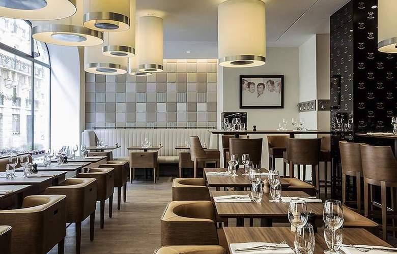 Sofitel Paris Arc de Triomphe - Restaurant - 22
