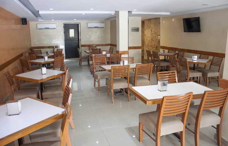Soberanis Hostal - Restaurant - 3
