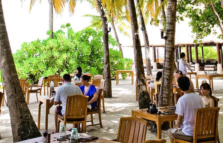 Banyan Tree Maldives Vabbinfaru - Restaurant - 2