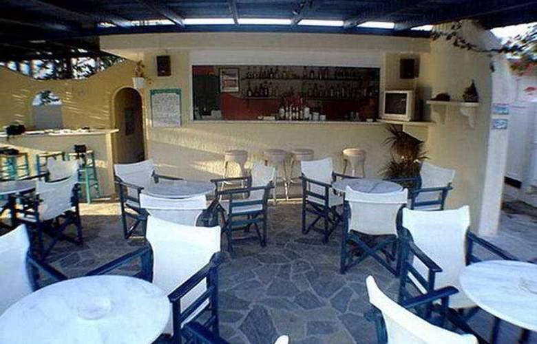 Alia Hotel Kamari - Bar - 4