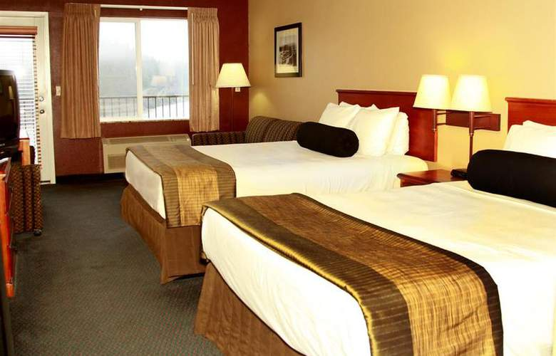 Best Western Plus Columbia River Inn - Room - 42