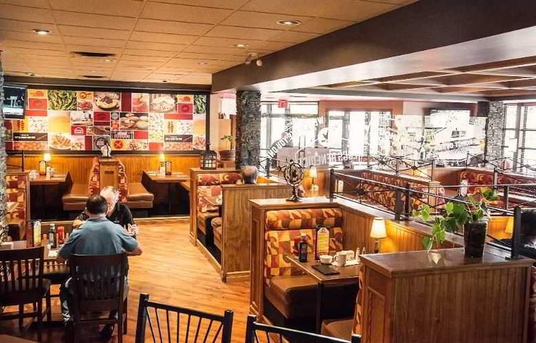 Accent Inn Vancouver Burnaby - Restaurant - 28