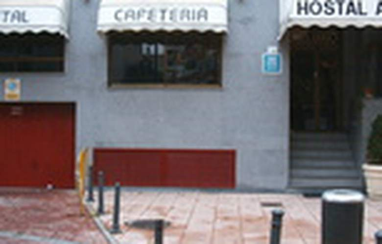 Arba Hostal - Hotel - 1