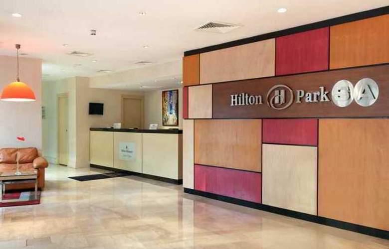 Hilton ParkSA Istanbul - Hotel - 8