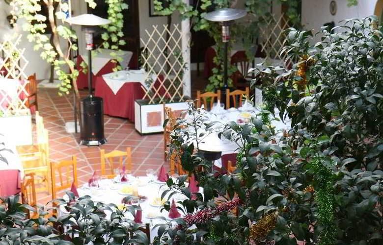 Caserio de Iznajar - Restaurant - 24