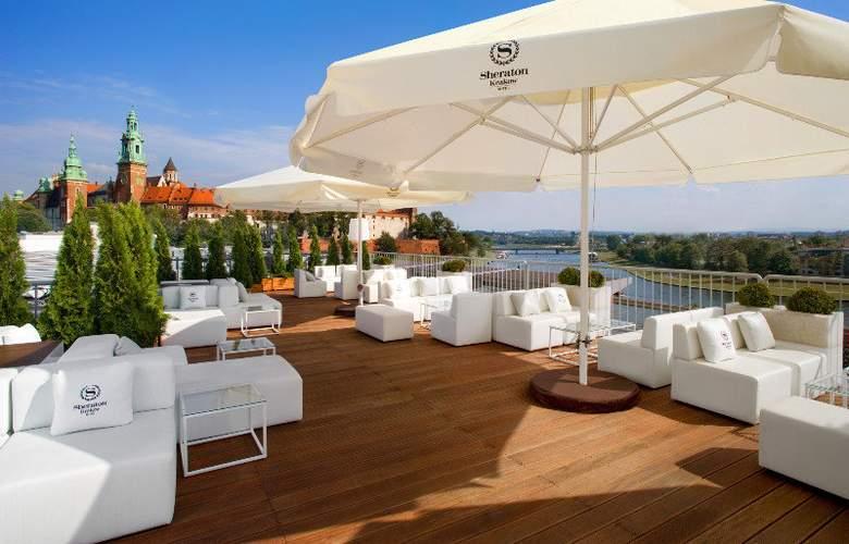 Sheraton Krakow - Terrace - 38