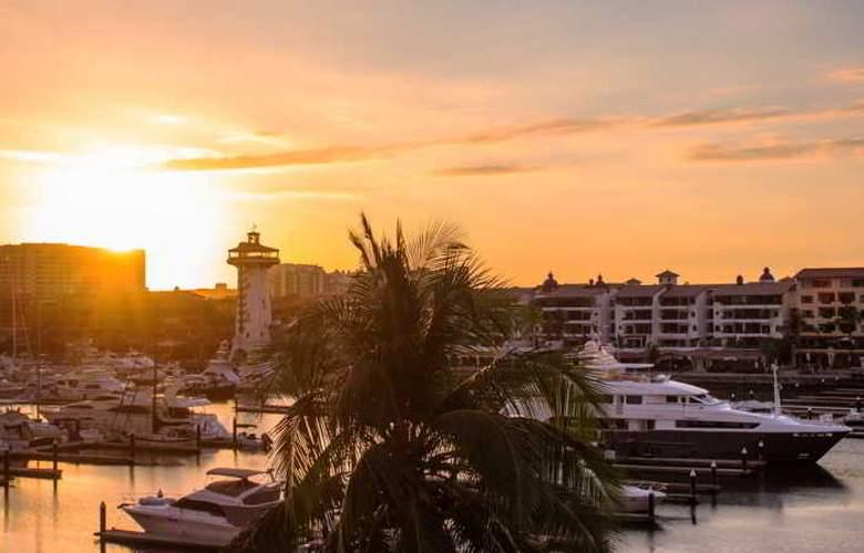 Flamingo Vallarta Hotel & Marina - Hotel - 9