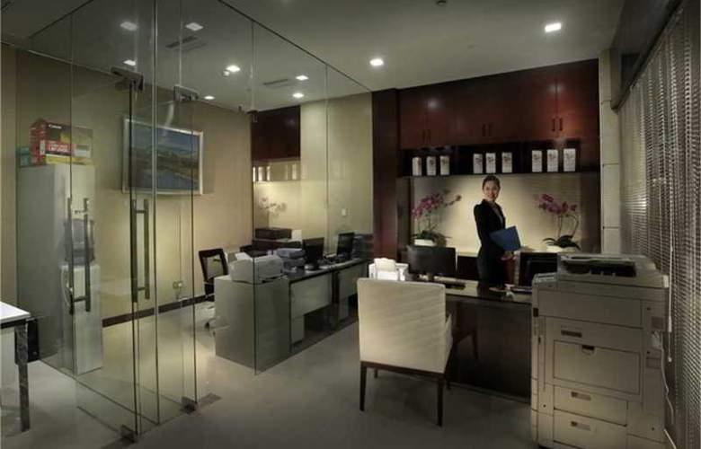 White Swan Hotel Changsha - Bar - 15