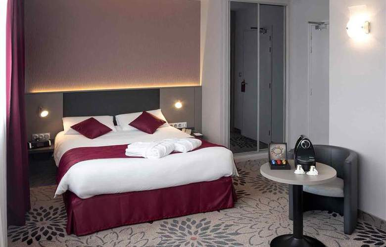 Mercure Saint Lo Centre - Room - 26