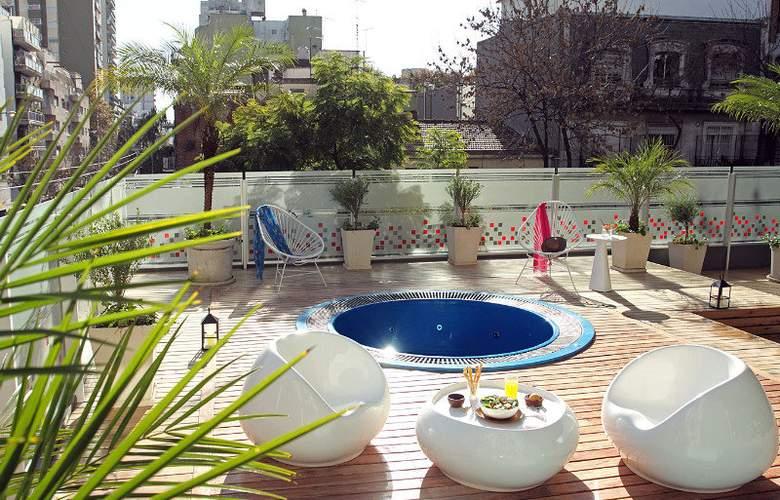BA Sohotel - Terrace - 8