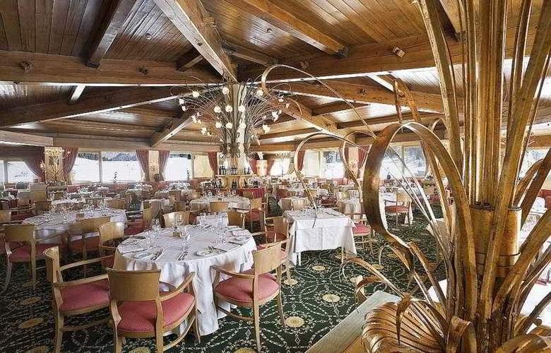 Golf Hotel Campiglio - Restaurant - 3