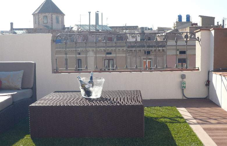 Internacional Ramblas Cool - Terrace - 31