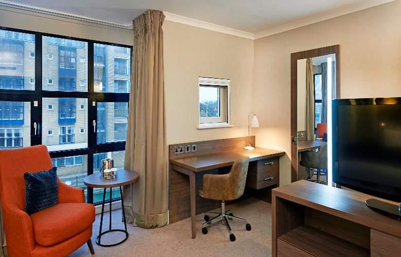 Hilton London Docklands Riverside - Room - 34