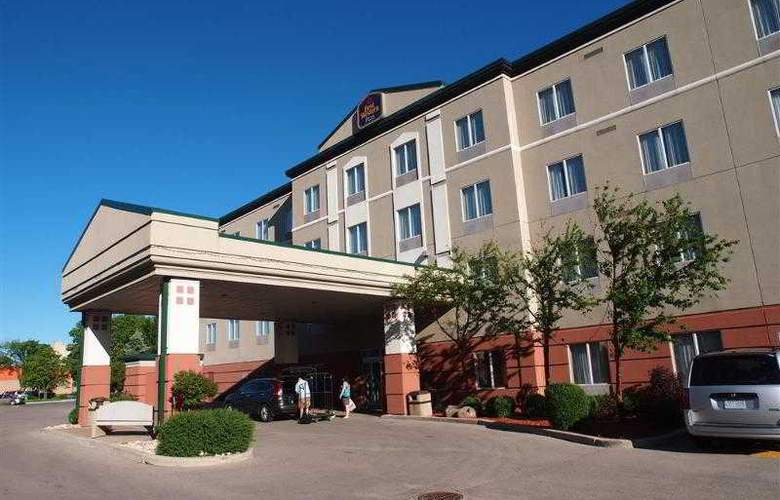 Best Western Pembina Inn & Suites - Hotel - 101