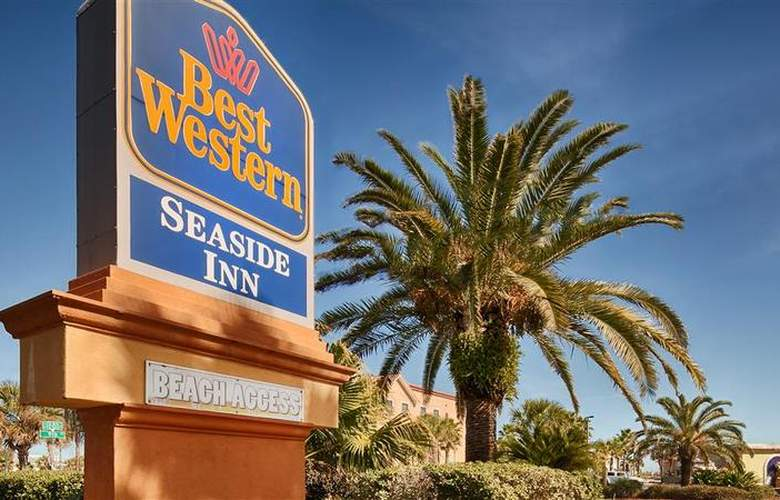 Best Western Seaside Inn-St. Augustine Beach - Hotel - 14