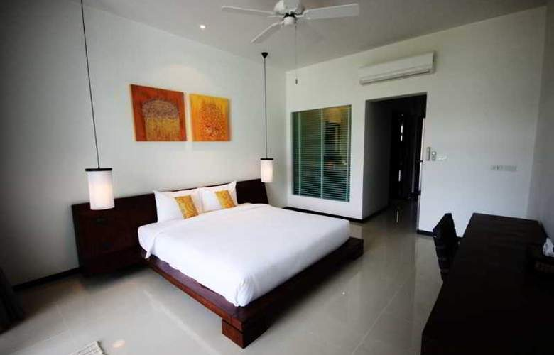 Two Villas Holiday Phuket Oxygen Style Bang Tao B - Room - 12