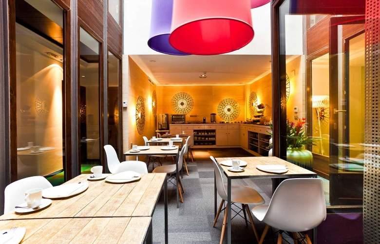 Marquis Urban - Restaurant - 4